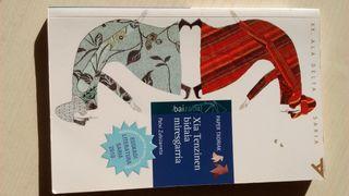 libro lectura-haur literatura