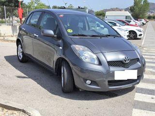 Toyota Yaris 2010 1.4 D-4D TS IMPECABLE LIBRO REVI