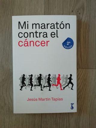 Mi maratón anticancer. Nuevo.