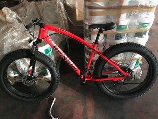 Bicicleta felt con ruedas gordas