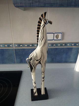 figura decoración caballo