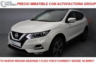 NISSAN QASHQAI 1.5 DCI 110CV CONNECT 2018