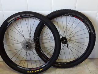 """ruedas btt 27'5"""""""