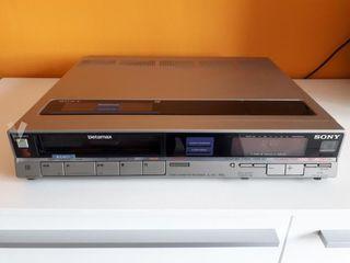Video Sony BETAMAX, modelo SL F30E