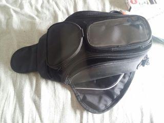 mochila deposito moto