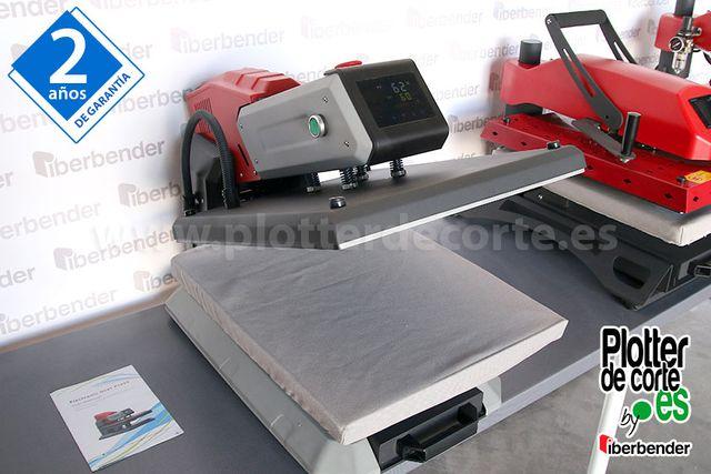 Prensa térmica RX50 ELECTRONICA