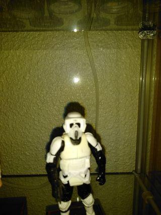 figuras retorno del Jedi star wars