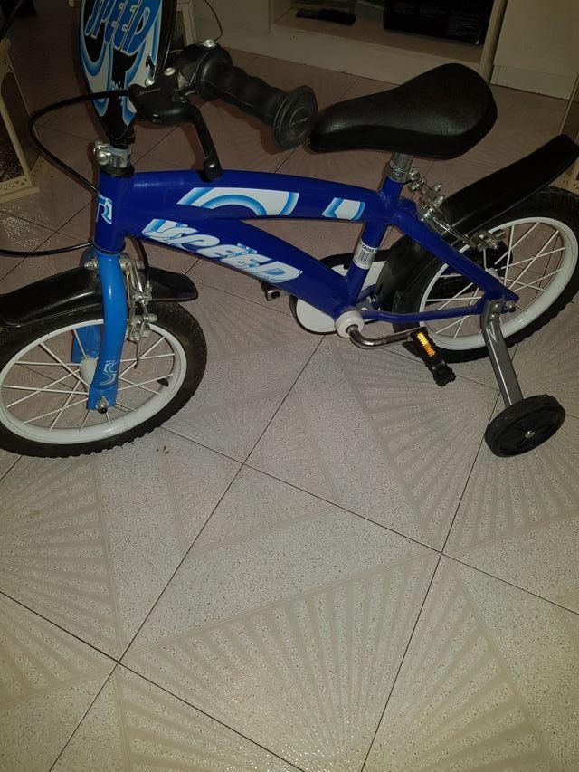 Bicicleta niño/niña