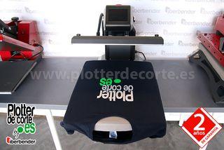 Prensa térmica ELECTRICA de 40 x 50cm