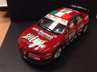 Coche scalextric 1:32 Alfa Romeo