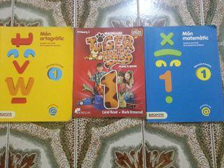 libros 1° de primaria