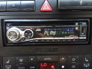 Radio MP3 CD USB JVC