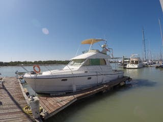 Barco Embarcación Beneteau Antares 10,80