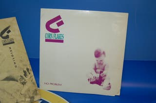 Disco Vinilo Corn Flakes Childish + No Problem