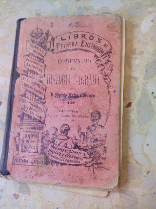 libro 1920 primera enseñanza