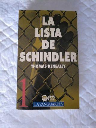 La lista de Schindler. Libro