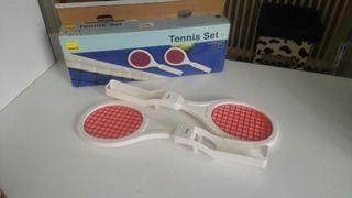 Raquetas Wii