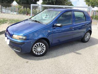 Fiat Punto 2002 DYNAMIC 1.2 LIBRO REVISIONES