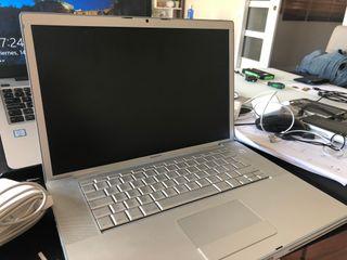 Pantalla despiece Macbook Pro A1211 2006
