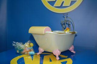 Bañera bratz y accesorios Bratz - hace burbujas