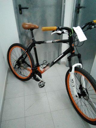Bicicleta Nisiski