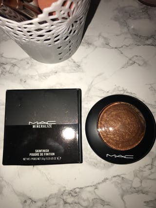 Brand New MAC Mineralize Skinfinish