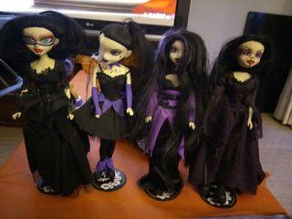 Muñecas góticas
