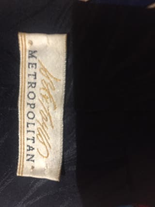 Corbata de autor del Museo Metropolitan