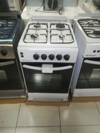cocina butano 4 fuegos