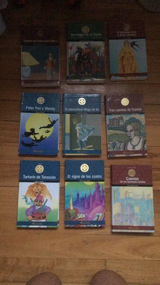 """Libros """"Trébol de Oro"""""""