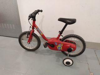 Bicicleta niño / niña