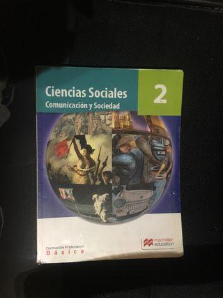 Libro de ciencias sociales FP2 basica
