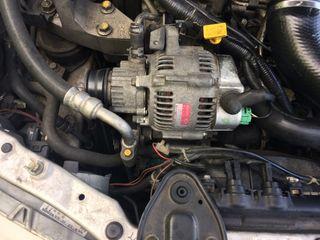 Alternador motor rober 20t2n