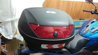 baúl moto universal