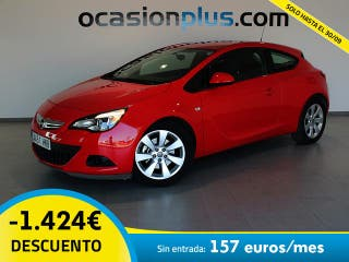Opel Astra 1.4 Turbo GTC SANDS Selective 103 kW (140 CV)