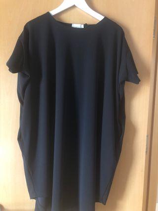 Vestido negro Vicolo