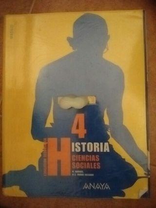 Libro 4°ESO Historia (Ciencias Sociales)
