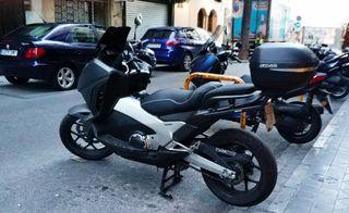 Honda integra sport 750cc 2015