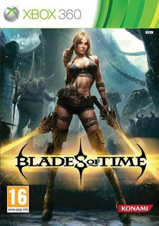 Blades of time PS3 - Xbox 360 PRECINTADO