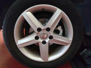 Llanta 16 pulgadas más neumático