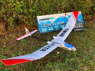 Avión RC Ninco Air Twin Flyer