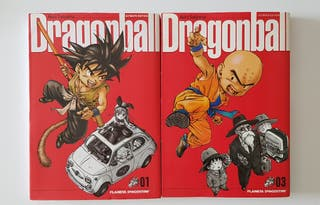 Cómic Dragon Ball Ultimate Edition