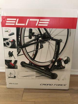 Rodillo bicicleta Elite Crono force