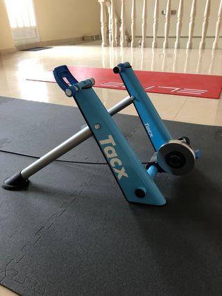 Rodillo bici tacx