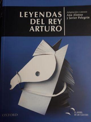 Libro 'Leyendas del Rey Arturo'