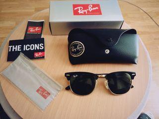 Gafas Ray-Ban nuevas con caja