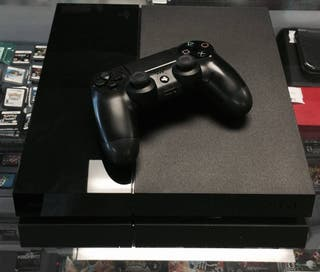 ps4 playstation 4 con juegos
