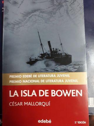 Libro 'La Isla de Bowen'