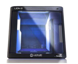 Impresora 3D lion2