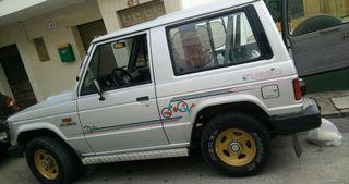 Mitsubishi Montero 1991